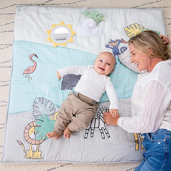 aden + anais Baby Bonding Playmat