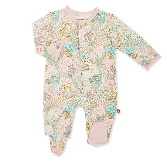 Magnificent Baby Magnetic Coral Cay Footie