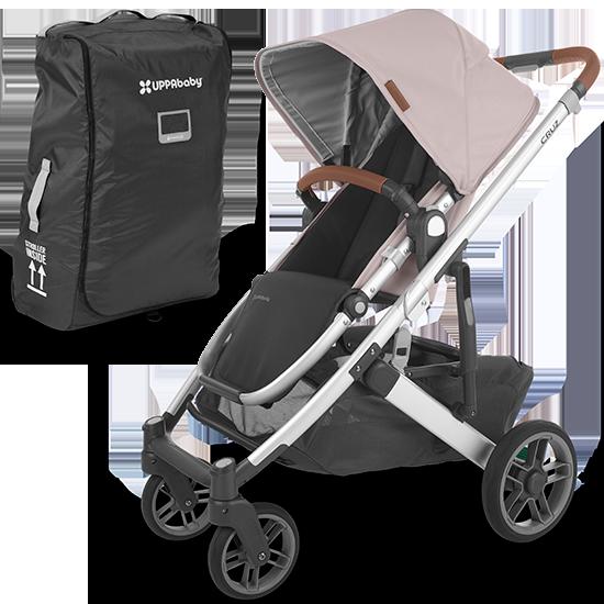 UPPAbaby CRUZ V2 Stroller with Travel Bag