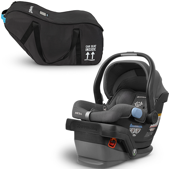 UPPAbaby Mesa Infant Car Seat with Travel Bag