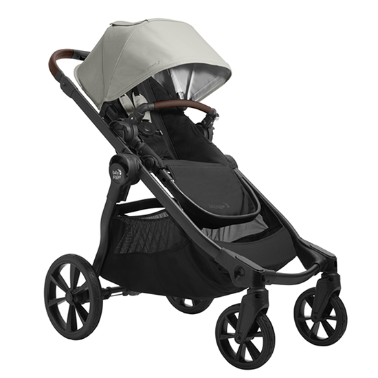 Baby Jogger City Select 2 Stroller Frosted
