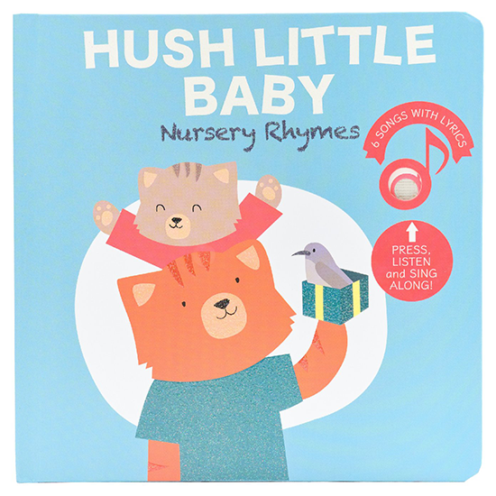 Cali's Books Hush Little Baby Nursery Rhymes