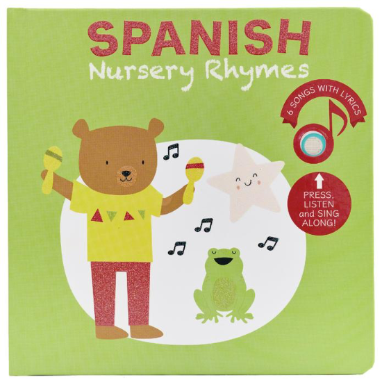 Cali's Books Sign With Me - Spanish Nursery Rhymes #2