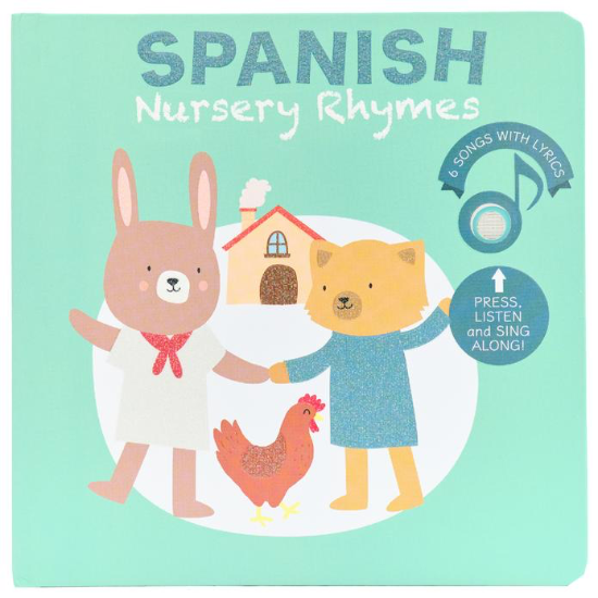 Cali's Books Sign With Me - Spanish Nursery Rhymes #3