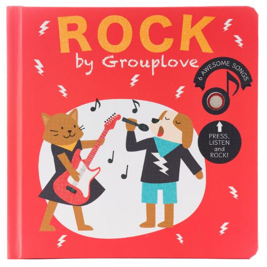 Cali's Books Rock By Grouplove Nursery Rhymes