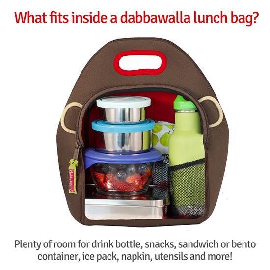 Dabbawalla Lunch Bag