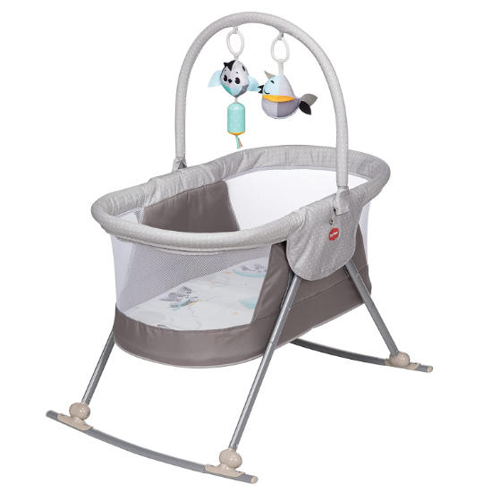Tiny Love 2-in-1 Take Along Bassinet Magical Tales