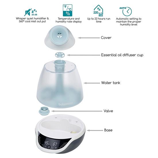 babymoov Hygro+ Humidifier-7