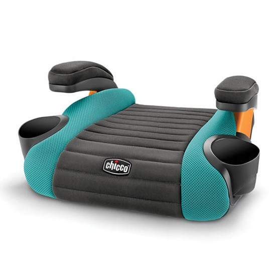 Chicco GoFit Backless Booster Seat - Raindrop