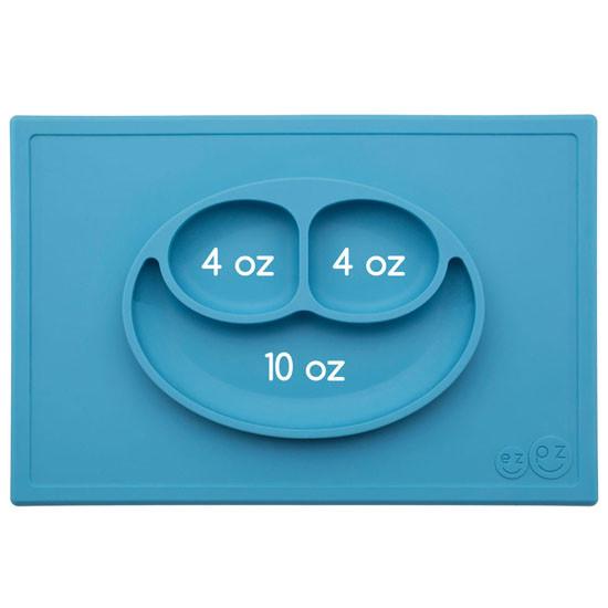 EZPZ Happy Mat - Blue-4