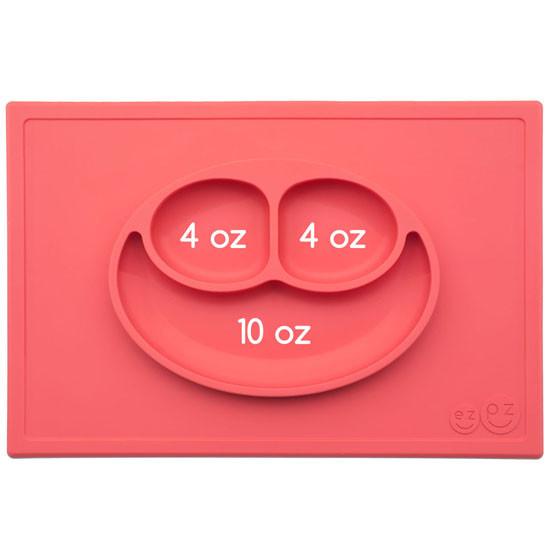 EZPZ Happy Mat - Coral-4
