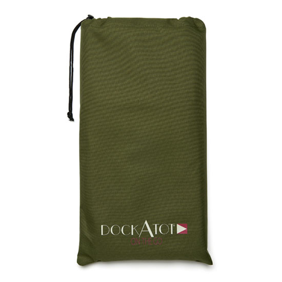 DockATot Deluxe Transport Bag - Moss-2