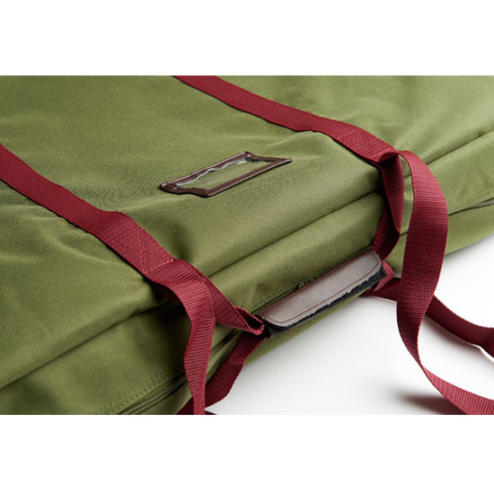 DockATot Deluxe Transport Bag - Moss-3