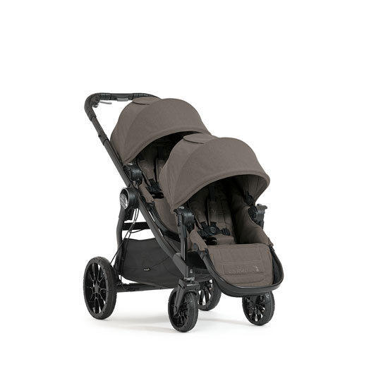 Baby Jogger City Select LUX Bassinet Kit - Taupe -2