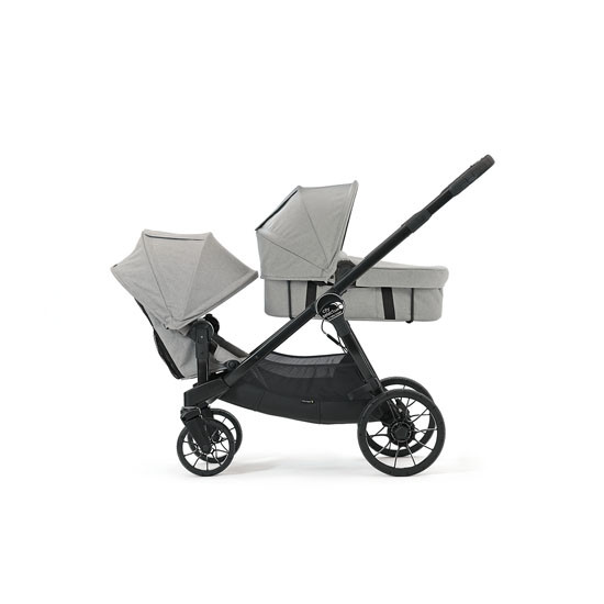 Baby Jogger City Select LUX Bassinet Kit - Taupe -4