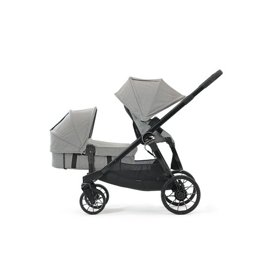 Baby Jogger City Select LUX Bassinet Kit - Taupe -6