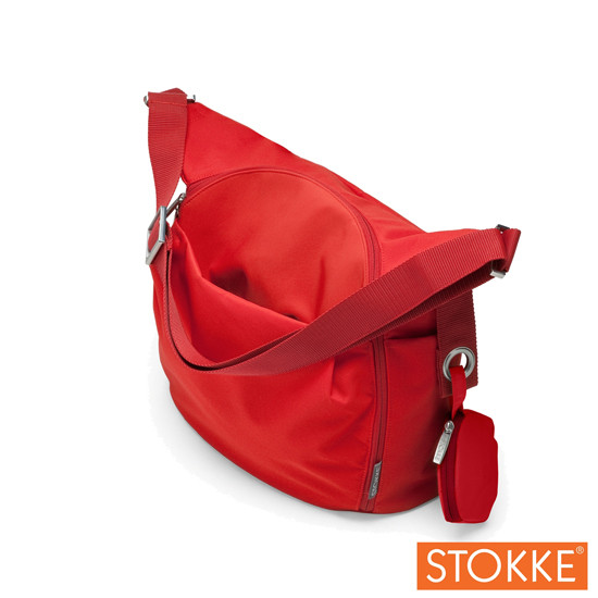 STOKKE Xplory Changing Bag - Red