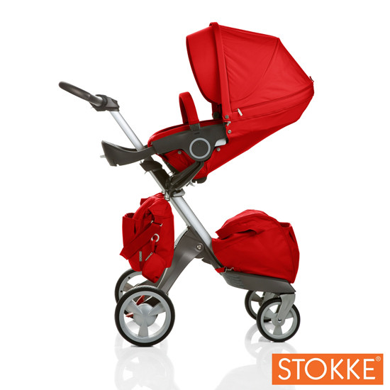 STOKKE Xplory Changing Bag - Red -2