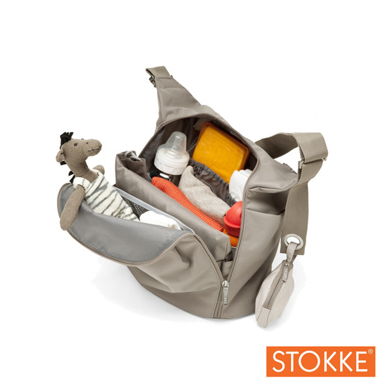 STOKKE Xplory Changing Bag - Red -4