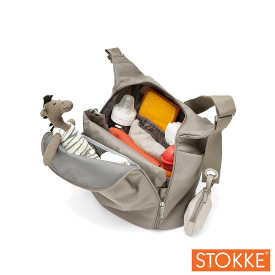 STOKKE Xplory Changing Bag - Red -4