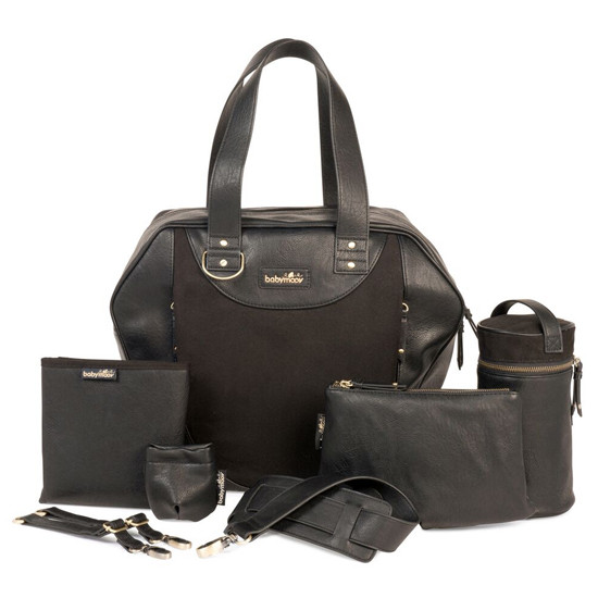 babymoov City Changing Bag - Black-2