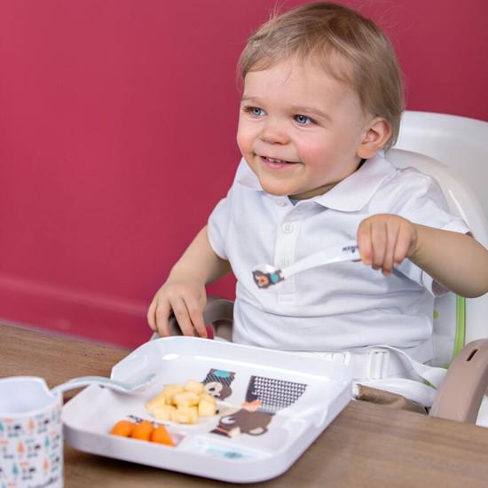 babymoov Lovely Lunch Set - Boy-4
