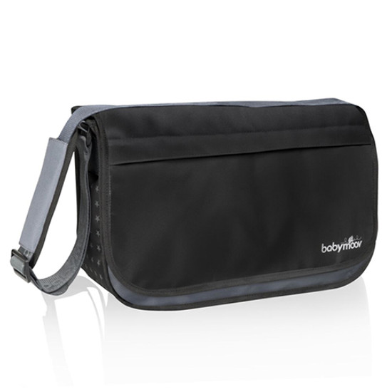 babymoov Messenger Changing Bag - Black