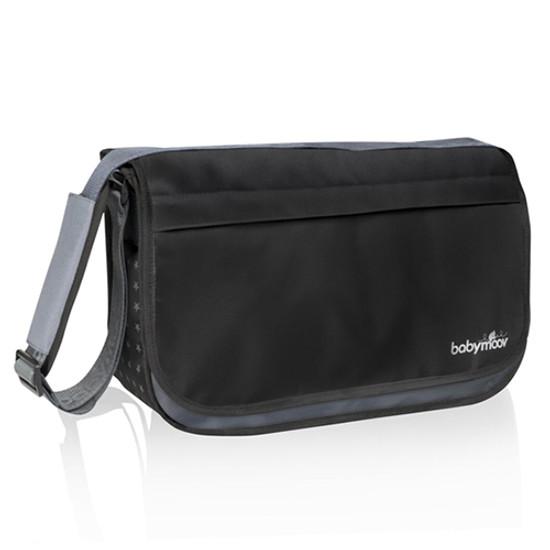 babymoov Messenger Changing Bag - Black