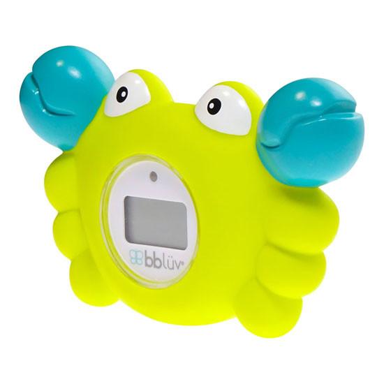 BBLuv Krab 3-in-1 Thermometer & Bath Toy - Fahrenheit-3