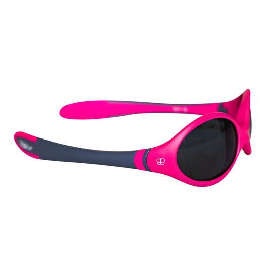 BBLuv Solar Baby & Toddler Sunglasses - Pink -2