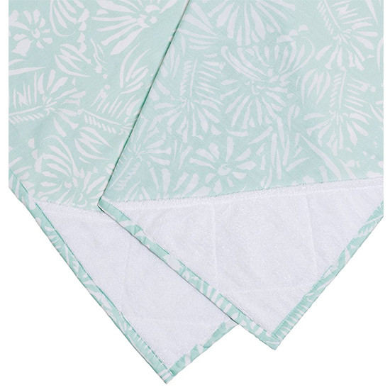 Bebe Au Lait Premium Cotton Nursing Cover - Acapulco-2