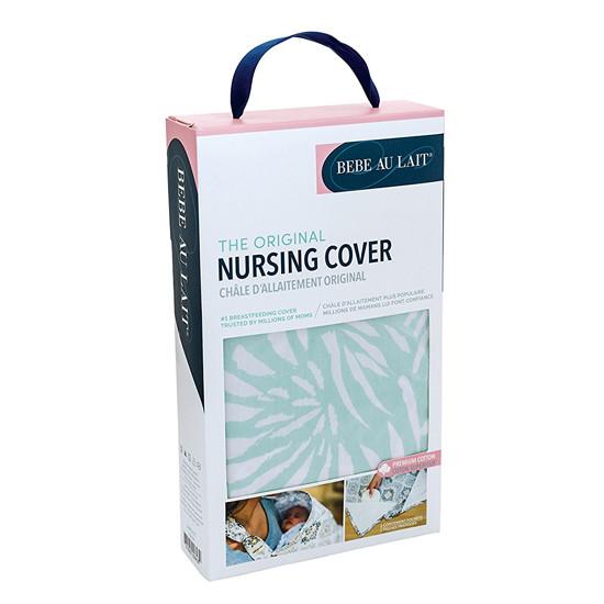 Bebe Au Lait Premium Cotton Nursing Cover - Acapulco-4