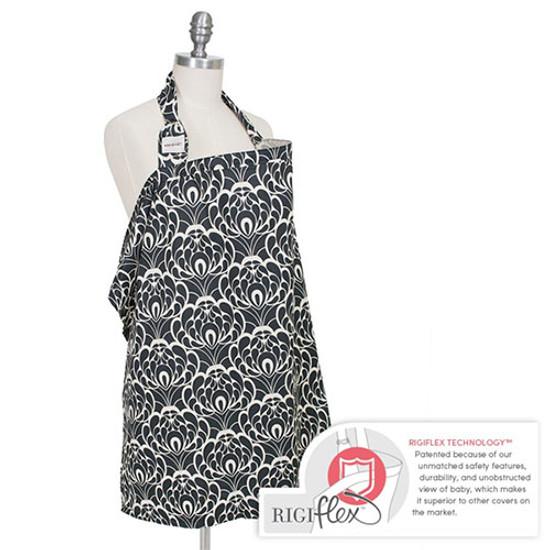 Bebe Au Lait Premium Cotton Nursing Cover - Tribeca