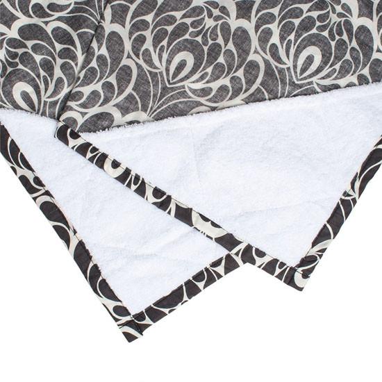 Bebe Au Lait Premium Cotton Nursing Cover - Tribeca-2