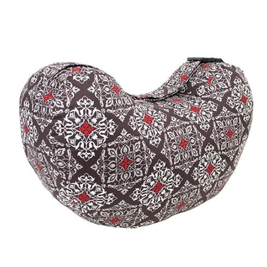 Bebe Au Lait Premium Cotton Nursing Pillow - Amalfi