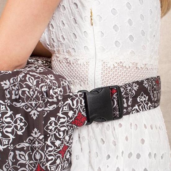 Bebe Au Lait Premium Cotton Nursing Pillow - Amalfi-4