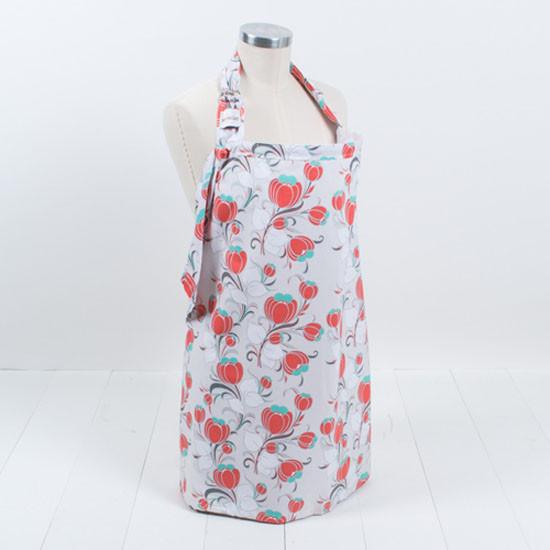 Bebe Au Lait Premium Organic Cotton Nursing Cover - Primrose