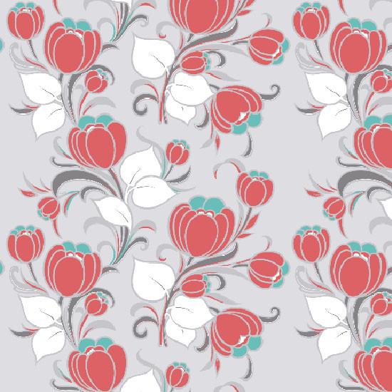 Bebe Au Lait Premium Organic Cotton Nursing Cover - Primrose-3