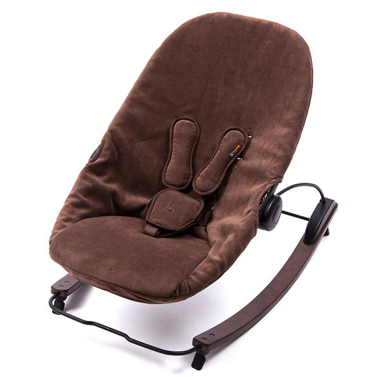 bloom Coco Go Baby Lounger - Cappuccino
