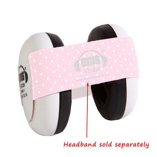 EMS 4 KIDS Bubs Baby Earmuffs