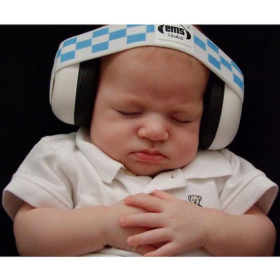 EMS 4 KIDS Bubs Baby Earmuffs -4