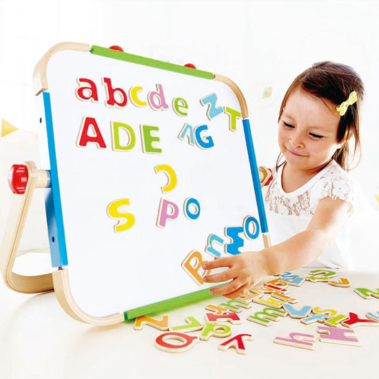 Hape ABC Magnetic Letters-4