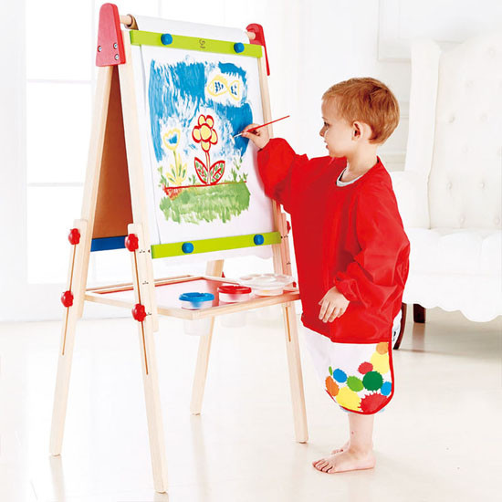 Hape Little Pro Painter Set-3