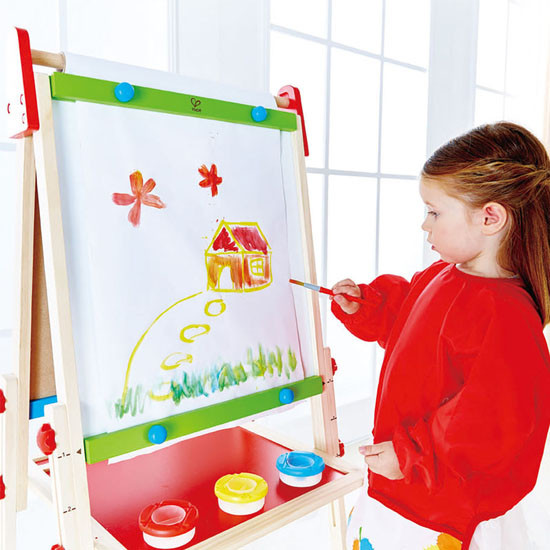 Hape Little Pro Painter Set-4