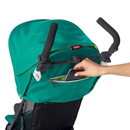 OXO TOT Air Stroller - Jade -4