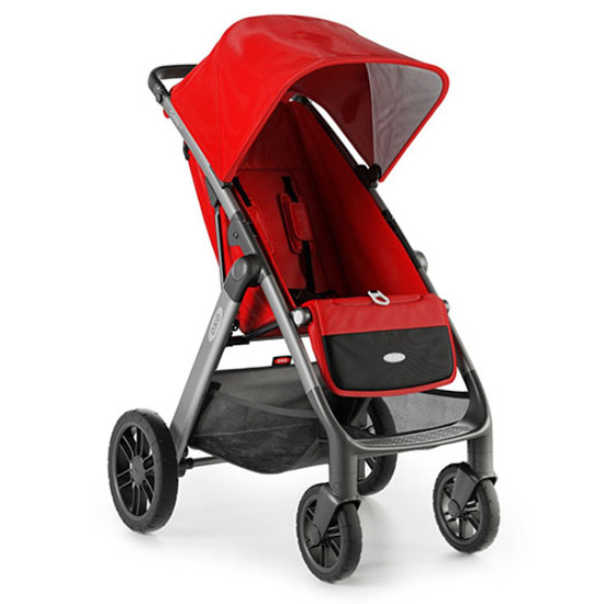 OXO TOT Cubby+ Stroller - Red