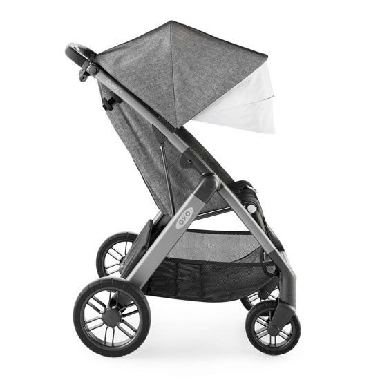 OXO TOT Cubby+ Stroller - Red -2