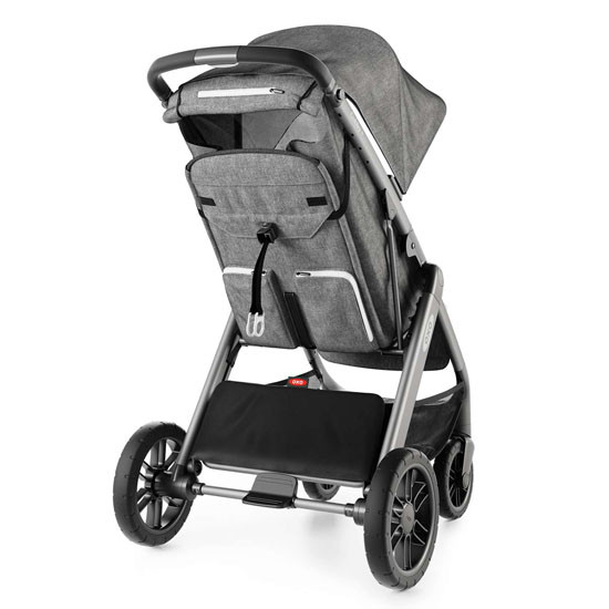 OXO TOT Cubby+ Stroller - Red -3