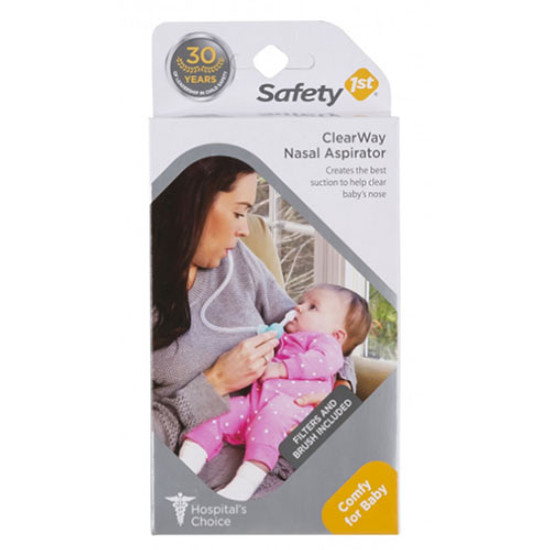 Safety 1st ClearWay Nasal Aspirator