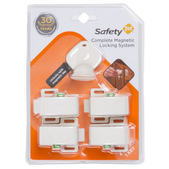 Safety 1st Complete Magnetic Locking System